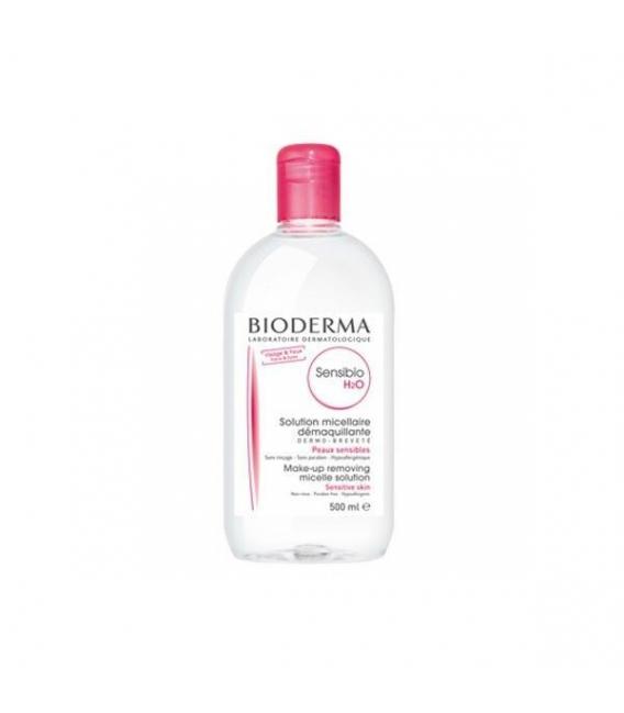 LIMPIADORAS - Bioderma Sensibio H2O 500 Ml -