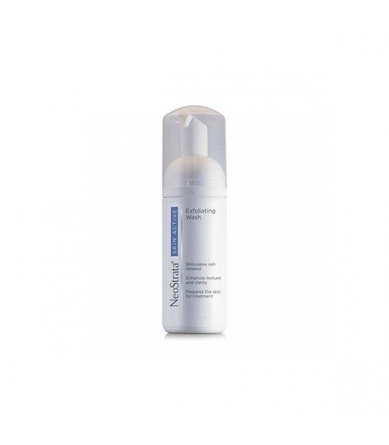 EXFOLIANTES - Neostrata skin active espuma limpiadora exfoliante -
