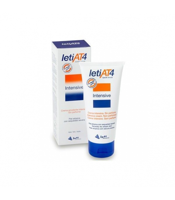 HIDRATANTES - Leti At4 Crema Intensive Sp 100 ML -