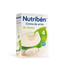 PAPILLAS - Nutriben Crema De Arroz Sin Gluten 300 Gramos -