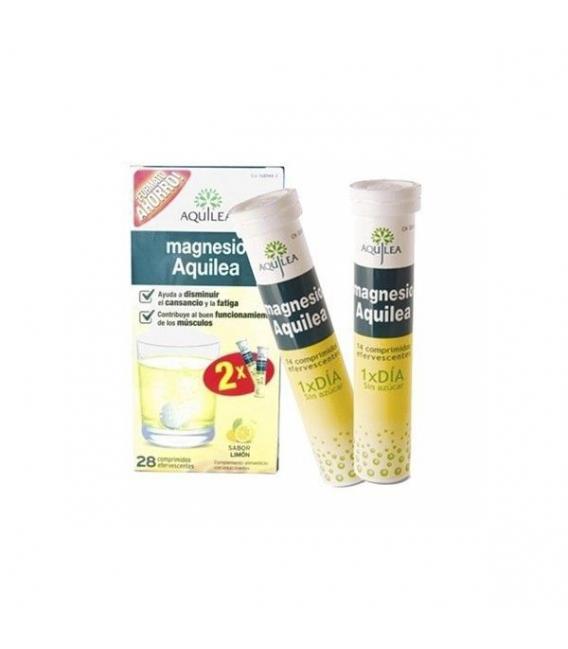 DEFENSAS - Aquilea Magnesio 2 x 14 Comprimidos Efervescentes -