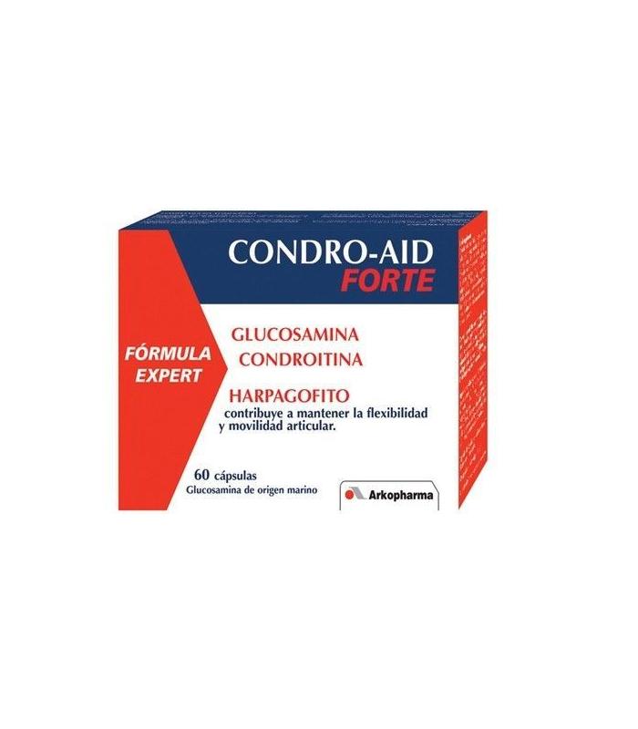 HUESOS Y ARTICULACIONES - Arkochim Condro-Aid 60 Capsulas -