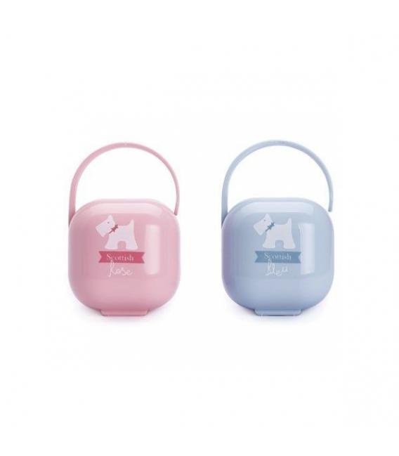 Chupetes para Bebé - Suavinex Portachupete Duo 2 Unidades -