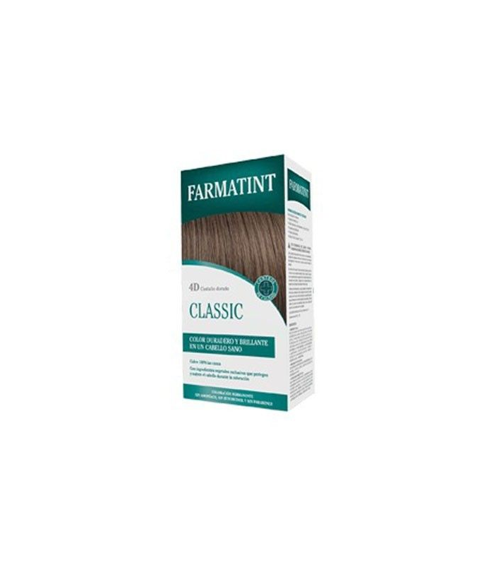 TINTES - Farmatint 4D Castaño Morado 130 Ml -