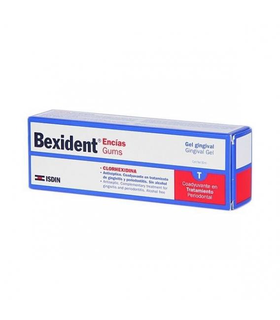 DENTAL - Bexident Encias Gel Gingival Clorhexidina 50 ml -