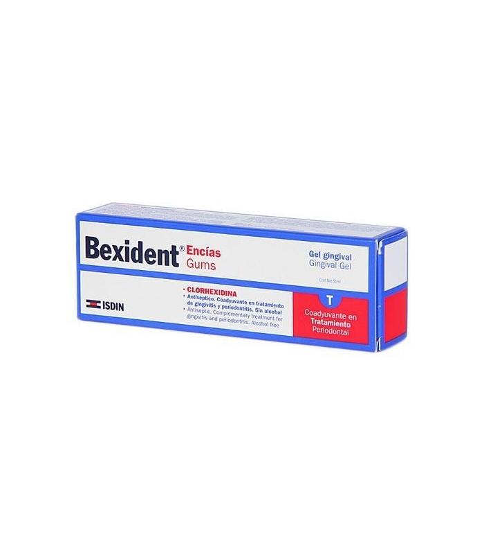 Bexident Encias Gel Gingival Clorhexidina 50 ml