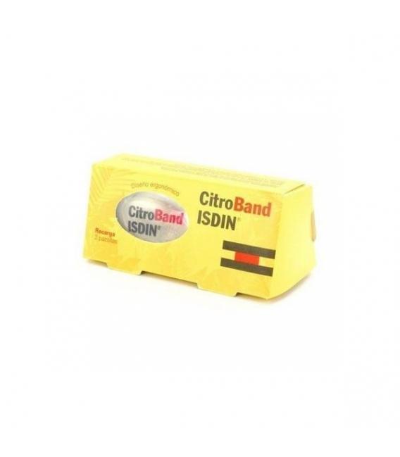 REPELENTES DE INSECTOS - Isdin Citroband Recambio Pulsera Antimosquitos -
