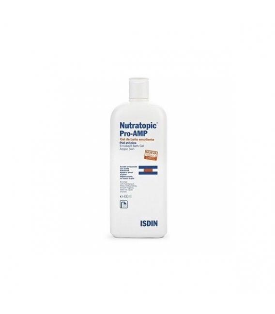 GELES - Isdin Nutratopic Gel De Baño Tratamiento Emoliente 750 ml -