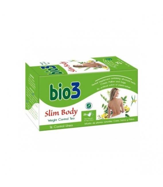 INFUSIONES - Bio 3 Slim Body Infusion 25 Bolsitas -