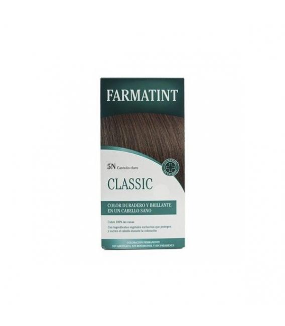 TINTES - Farmatint 5 N Castaño Claro 130 ML OMEGA PHARMA -