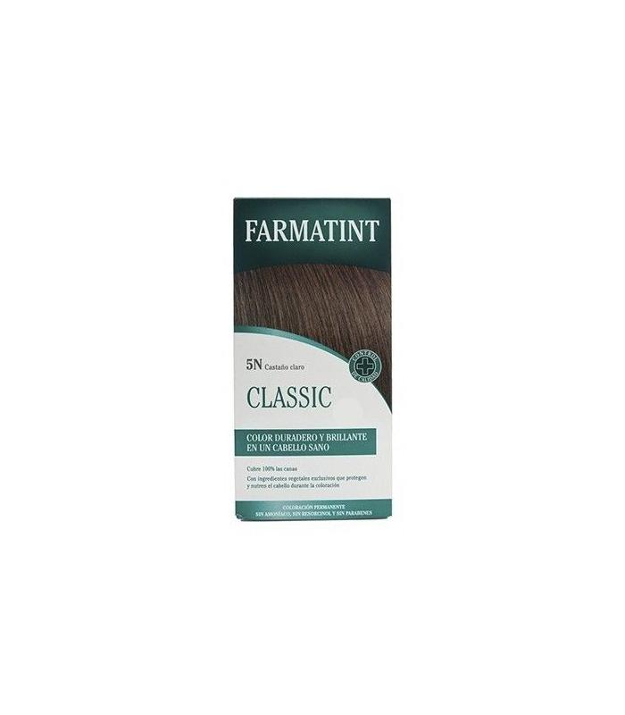 Farmatint 5 N Castaño Claro 130 ML OMEGA PHARMA