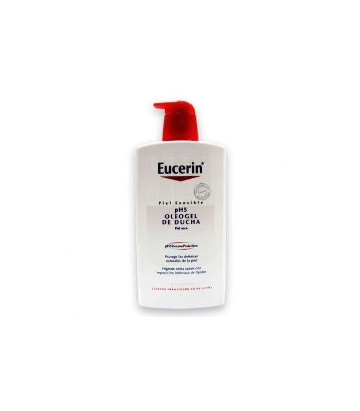 GELES - Eucerin Oleogel De Ducha Piel Seca ph5 1 l -