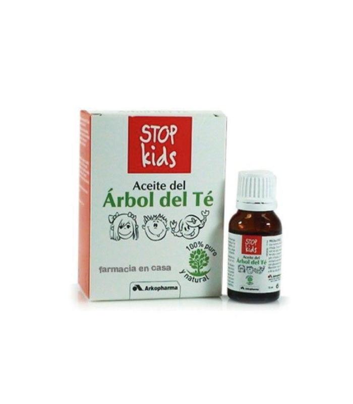 PIOJOS - Stop Kids Aceite Arbol Te 15 ml -