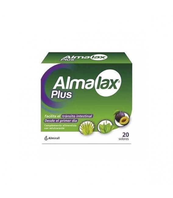 CUIDADO DIGESTIVO - Almalax Plus 20 Sobres -