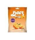 PRODUCTOS DE HERBOLARIO ONLINE - Dols Caramelos Naranja Bolsa 60g Sin Azucar -