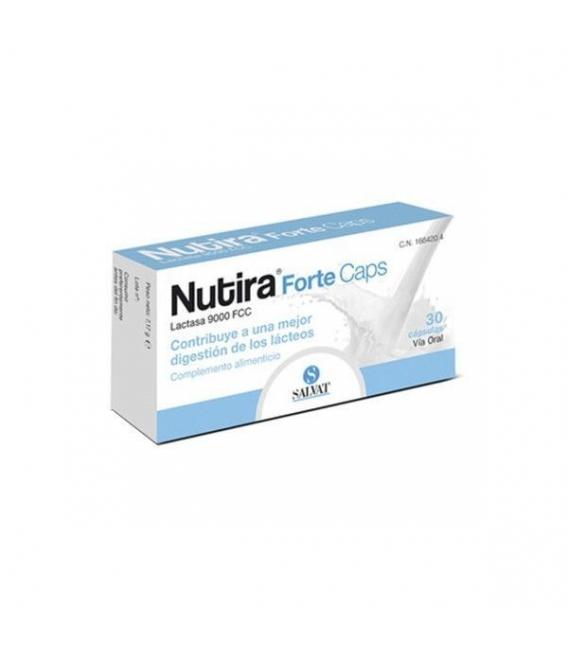 PRODUCTOS DE HERBOLARIO ONLINE - Nutira Forte 30 Cápsulas -