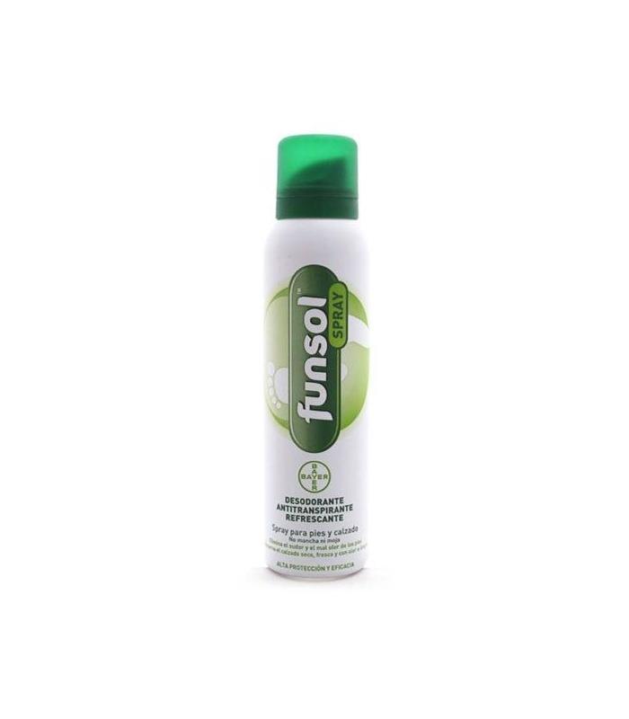 DESODORANTES - Funsol Desodorante Pies Spray -