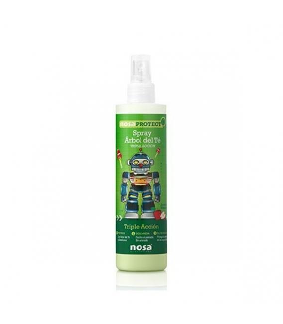 PIOJOS - Nosa Spray Desenredante Arbol Del Te Verde 250 Ml -