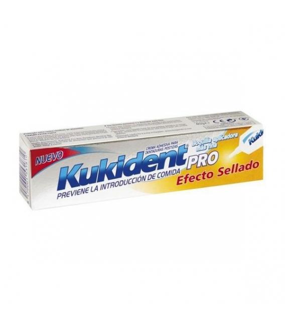 PRÓTESIS DENTALES - Kukident Pro Efecto Sellado 40 Gramos -