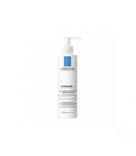 HIDRATANTES - La Roche-Posay Effaclar H Crema Limpiadora Hidratante Dermocalmante 200ml -
