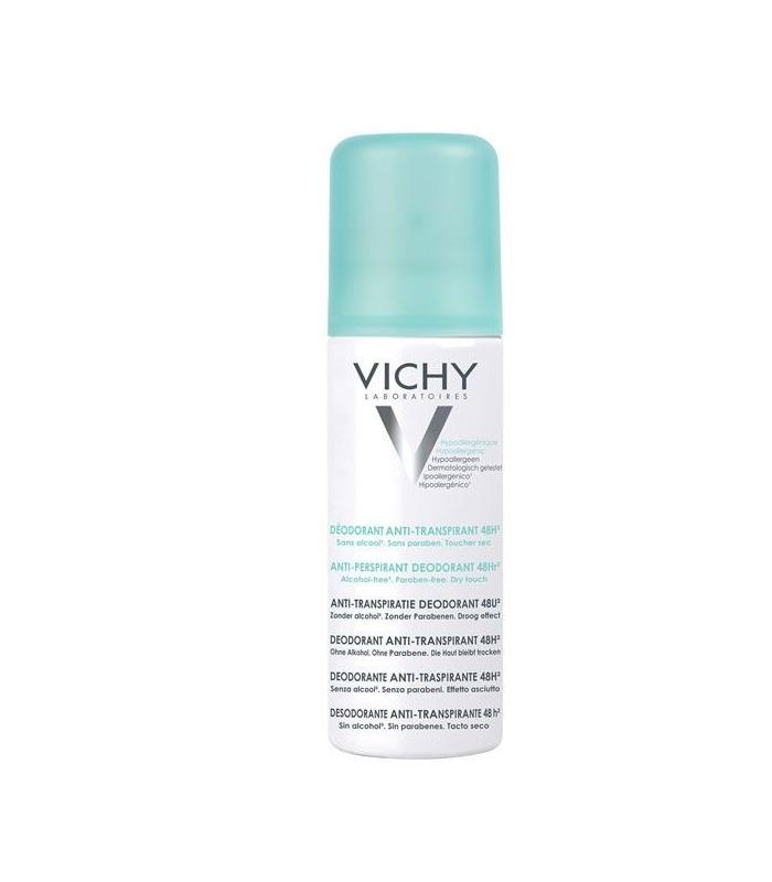 DESODORANTES - Vichy Desodorante Antitranspirante Eficacia 48H 50ML -