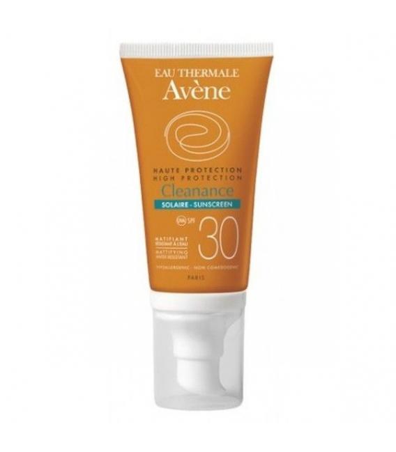 PROTECTORES - Avene Solar Cleanance Spf 30 50 ml -