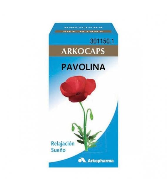 DIETA - Arkocapsulas Pavolina 48 Cápsulas -