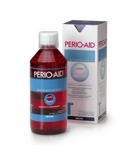 CUIDADO BUCAL - Perio-Aid Tratamiento Colutorio 0.12% Clorhexidina 500 ml -