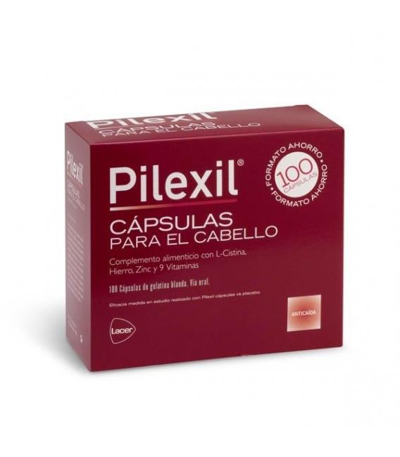 CABELLO - Pilexil Complemento Nutricional 100 Capsulas -