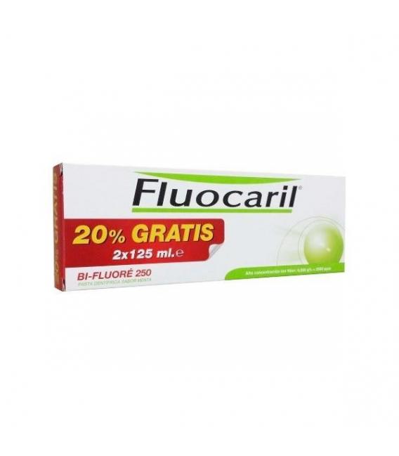 DENTAL - Fluocaril Duplo Bifluore 125 Ml -
