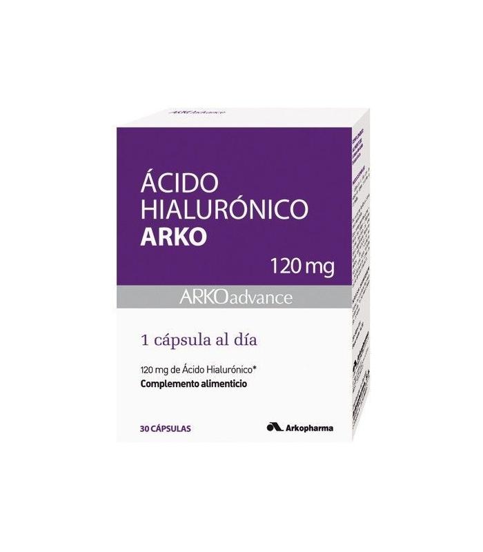 CORPORAL - Arkoadvance Acido Hialuronico 120 mg 30 Capsulas -