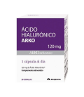 Arkoadvance Acido Hialuronico 120 mg 30 Capsulas