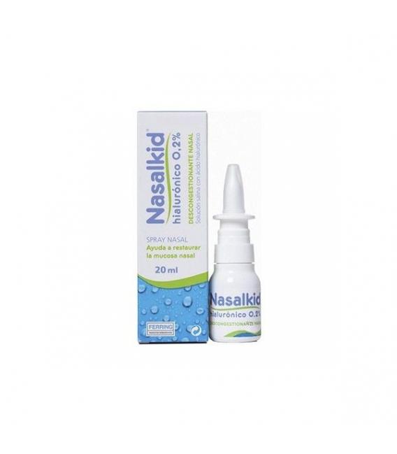 NASAL - Nasalkid Nasal Spray Hyaluronic 20ml -