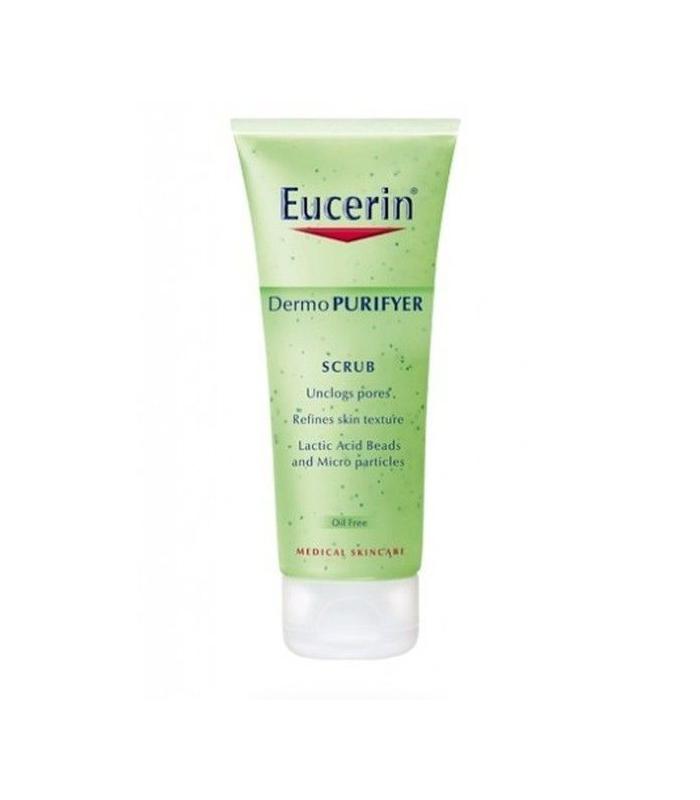 Eucerin Dermo Purifyer Hidra+Exfoliante 100ml