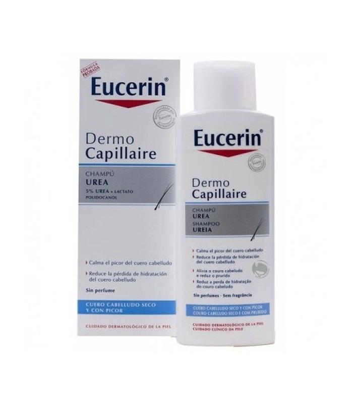 CHAMPÚ - Eucerin Dermocapillaire Champú Urea 250 ml -