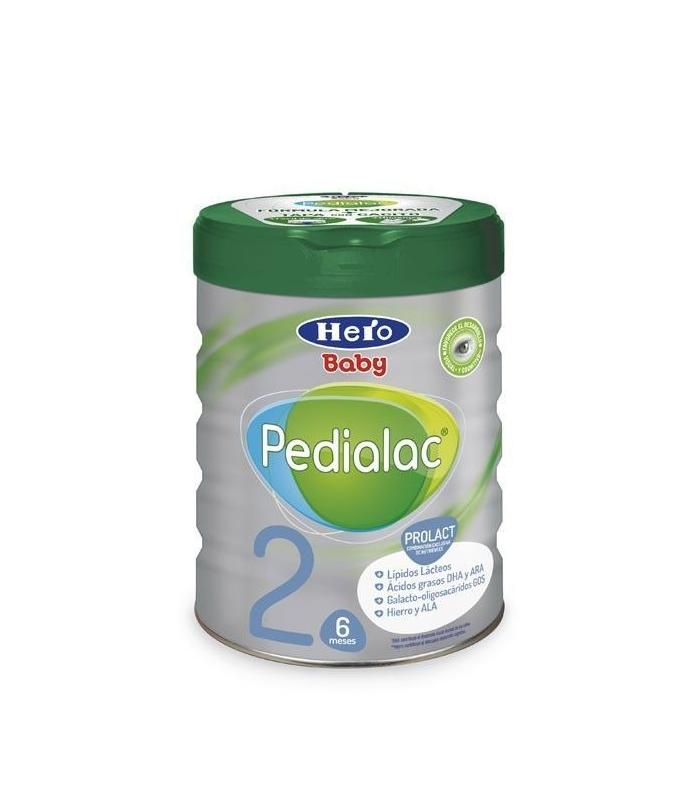 ALIMENTACIÓN - Hero Pedialac Baby 2 Continuación 800 g -