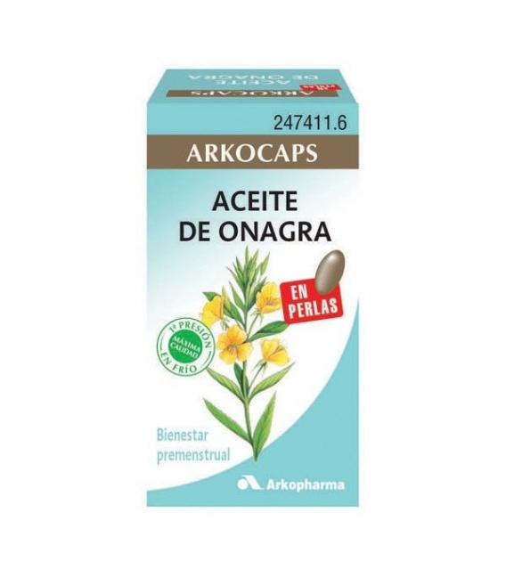 MUJER - Arkofluido Aceite De Onagra 200 Cápsulas -