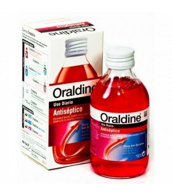 COLUTORIOS - Oraldine Antiséptico Colutorio 200 ml -