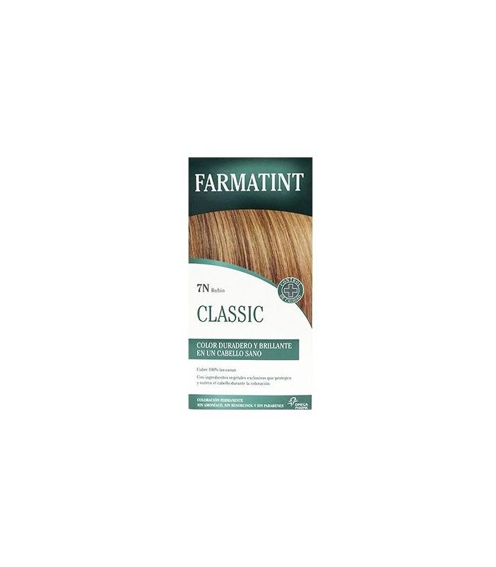TINTES - Farmatint 7 N Rubio 130 ML -