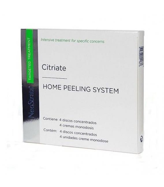 EXFOLIANTES - Neostrata citriate home peeling 4 discos -