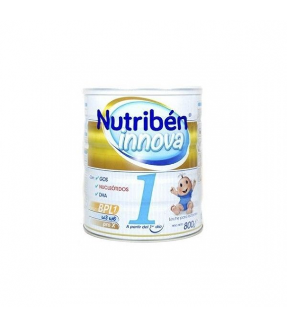 LECHES INFANTILES - Nutribén Innova 1 800g -