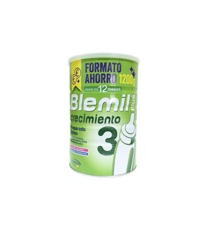 DE CRECIMIENTO - Blemil Plus 3 Crecimiento 1200 g -