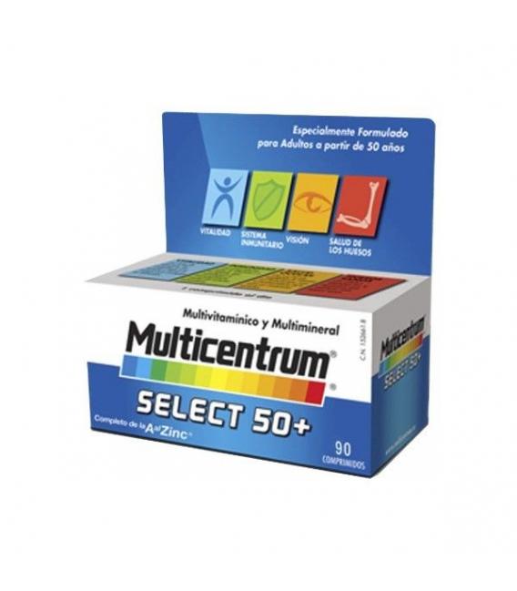 VITAMINAS - Multicentrum Select 50+ 90 comprimidos -