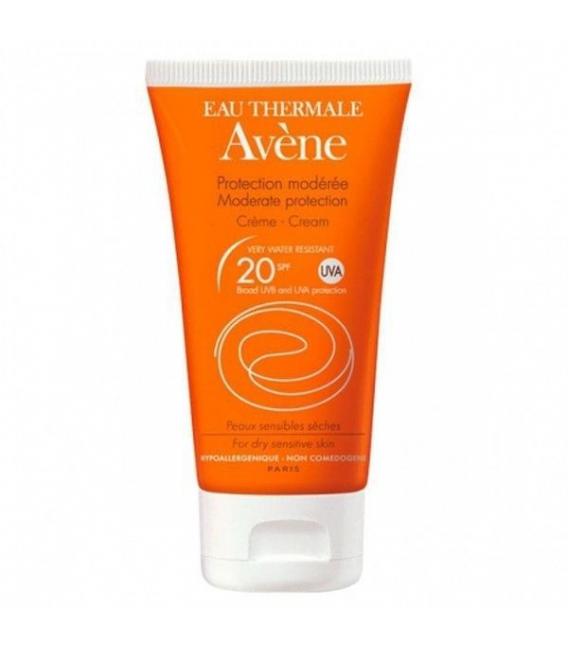 PROTECTORES - Avene Crema Solar Spf 20+ 50 ml -