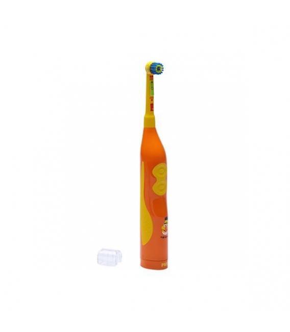 DENTAL - PHB Cepillo Auto Clinic Junior Naranja -