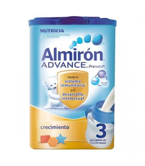 LECHES INFANTILES - Almiron Advance 3 800 gramos -