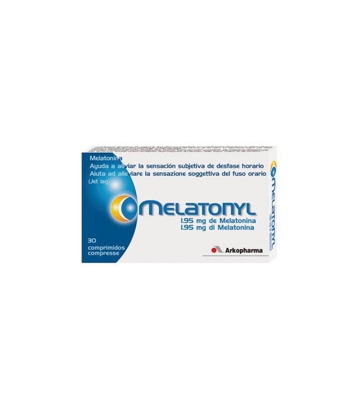 RELAJANTES - Arko Melatonyl 30 Capsulas -