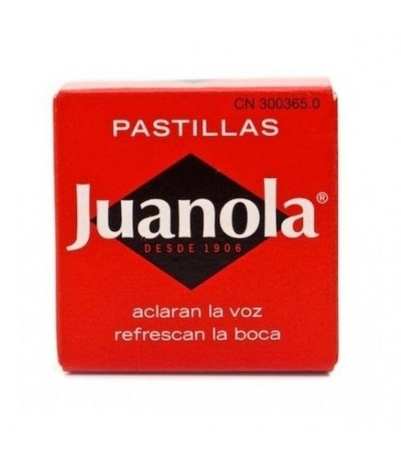 APARATO RESPIRATORIO - Pastillas Juanolas 6 g -