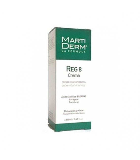 ANTIARRUGAS - Martiderm Reg 8 Crema Regeneradora 50 ml -