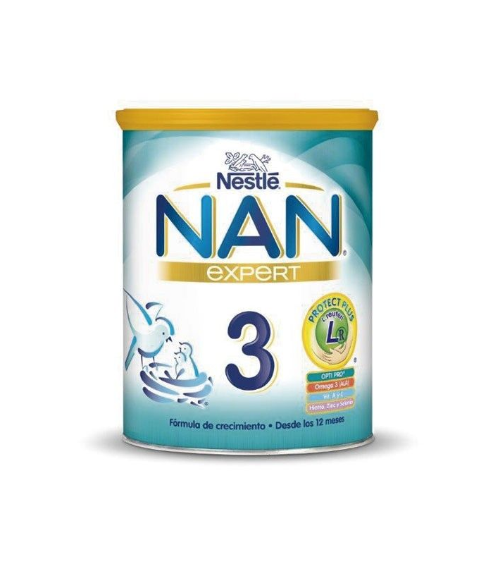 DE CRECIMIENTO - Nestle Nan 3 800 Gramos -